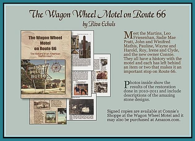Wagon Wheel Motel Landmark