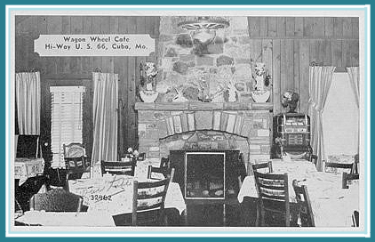 Wagon Wheel Hotel History