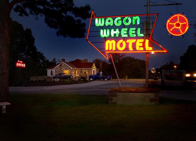 Wagon Wheel Motel Original