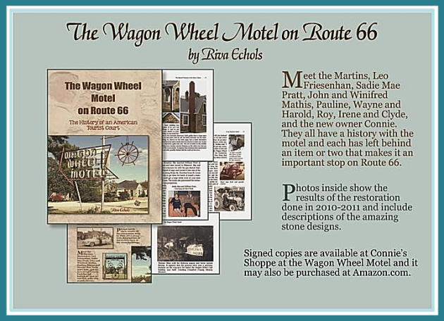 Wagon Wheel Motel Landmark